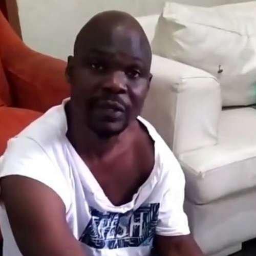 Baba Ijesha Caught On Camera