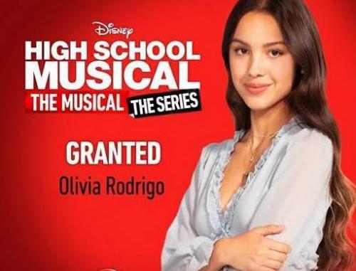 Olivia Rodrigo – Granted (download)