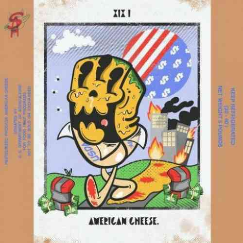 DJ Muggs x hologram – American Cheese album (download)