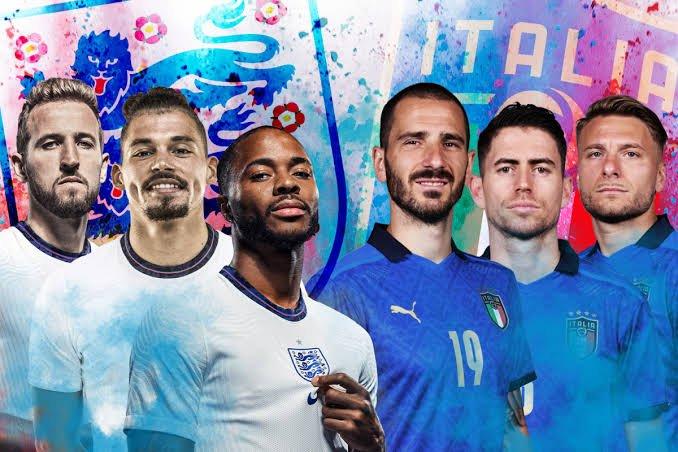 England vs Italy: EURO 2020 FINAL PREDICTION