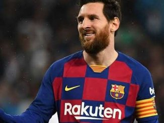 Messi signs new barcelona deal