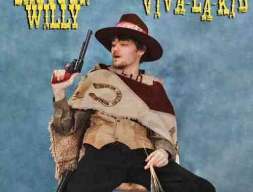 Shotgun Willy – Viva La Kid EP (download)