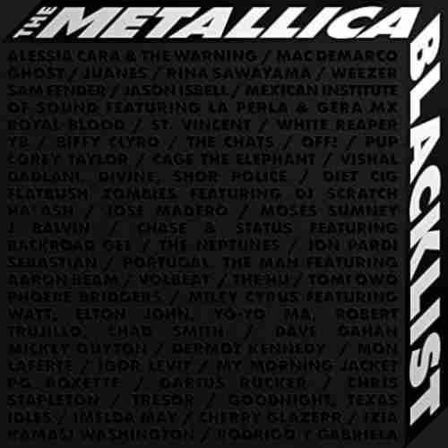 Metallica and Various Artists – The Metallica Blacklist album (download)