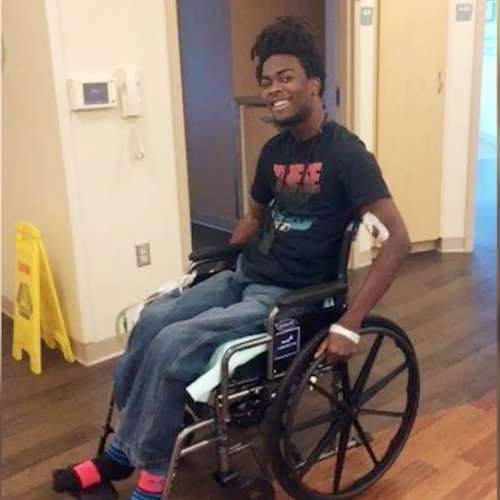 Dontrell Stephens Shot And Paralyzed By Police, Won A $22 Million Settlement