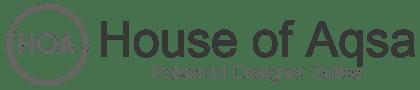 House of aqsa pakistani designer suits uk 2