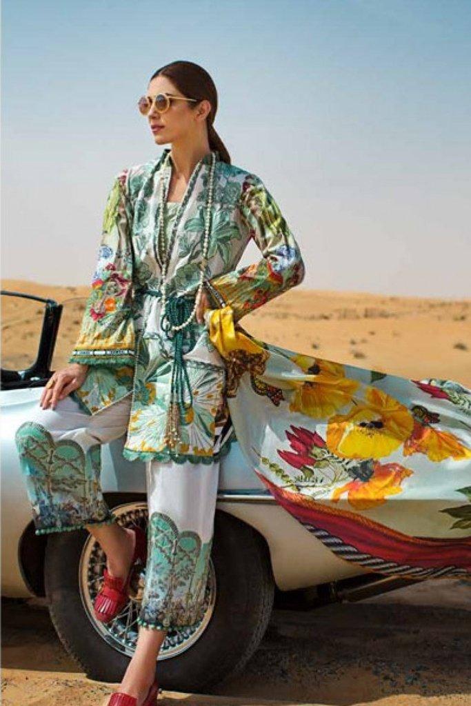 Crimson secrets of amazon luxury women s lawn collection 2018 cl 05 b 1
