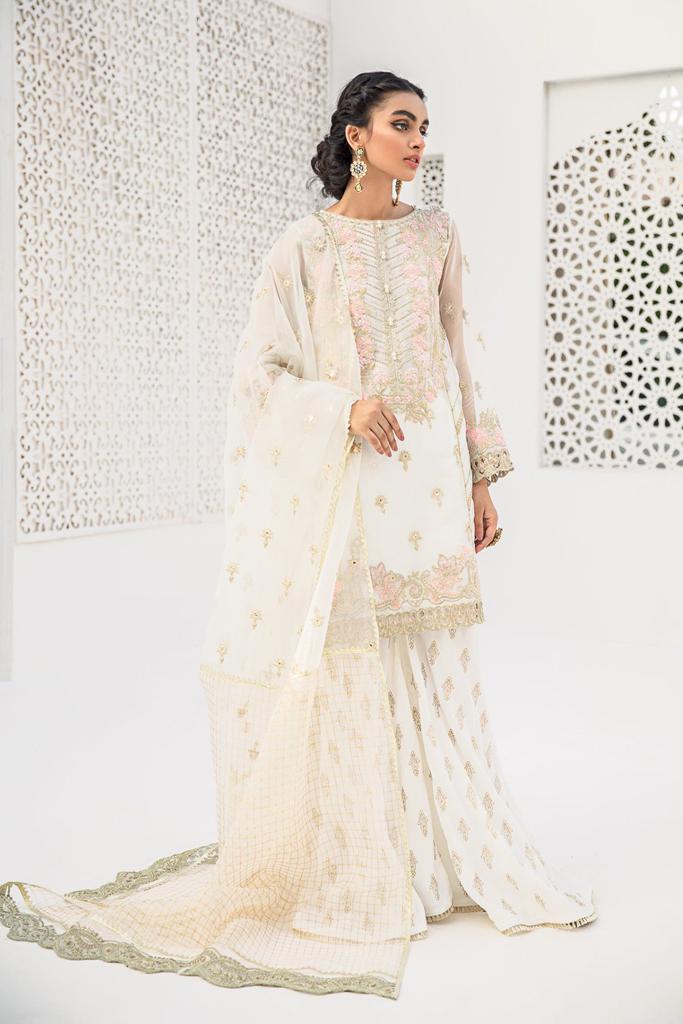 QALAMKAR | Stitched Luxury Formals`20 | D#9