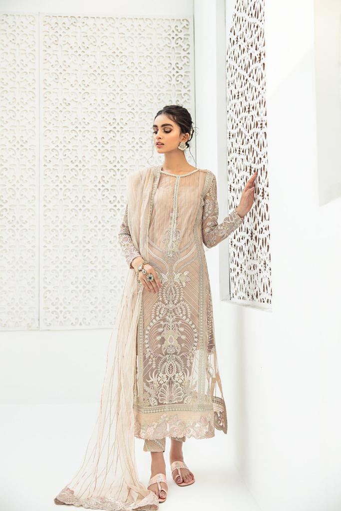 QALAMKAR | Stitched Luxury Formals`20 | D#8