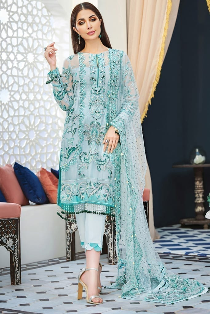 Adila By GULAAL | Stitched Luxury Formals`20 | D#2