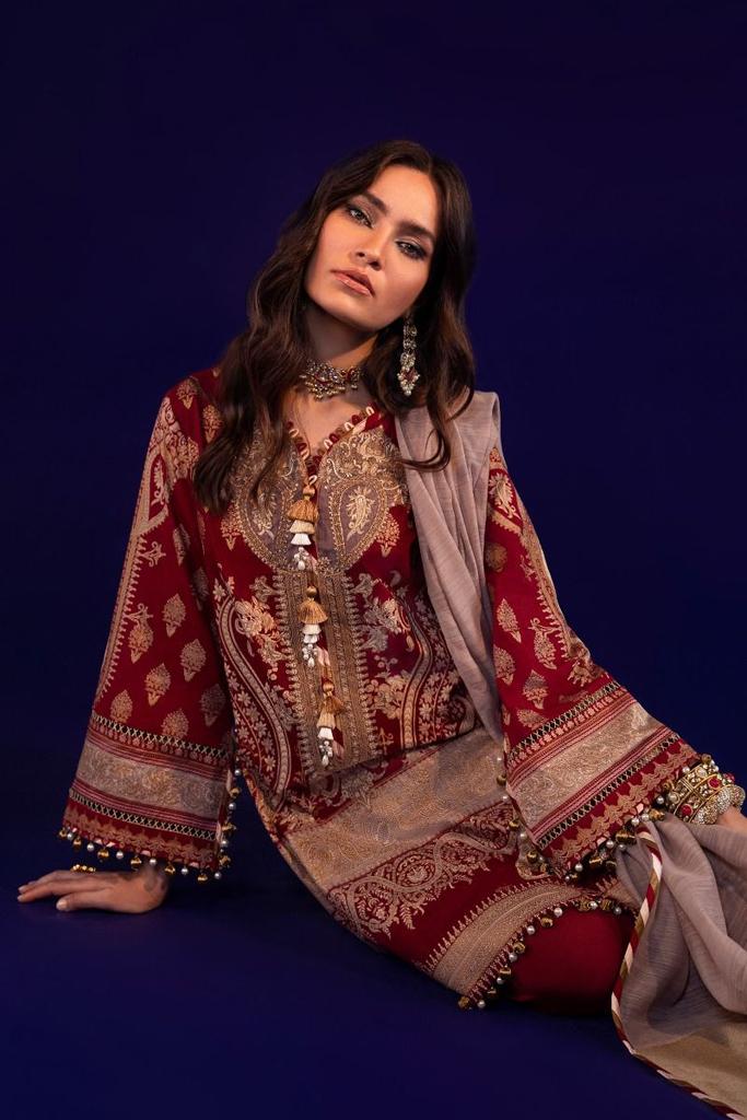 Sana Safinaz   KURNOOL'20   Stitched   2A
