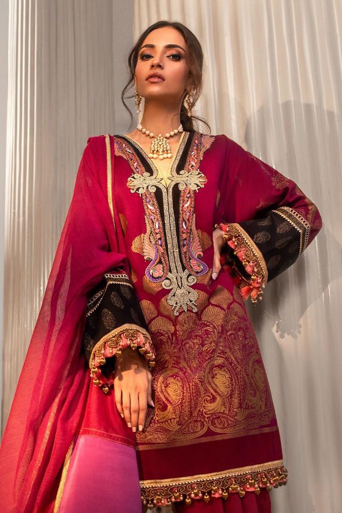 Sana Safinaz   KURNOOL'20   Stitched   7A