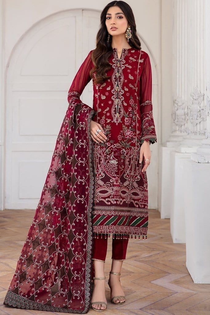 JAZMIN   Mahpare   Luxury Embroidered Stitched Collection   Arash