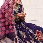 Noor By Saadia Asad | Festive Embroidered Collection | D8- Ivora