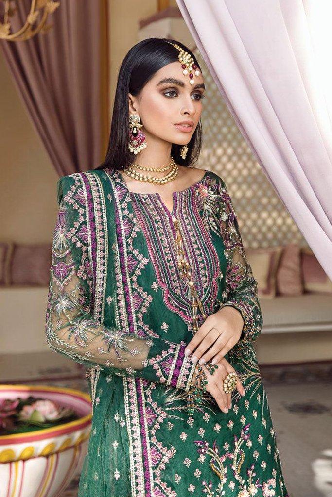 GULAAL   Wedding Festive Collection   Ghazal WD-03