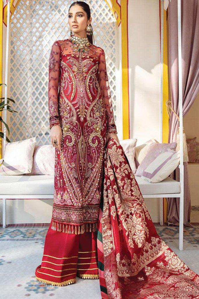 GULAAL | Wedding Festive Collection | Zeenat WD-06