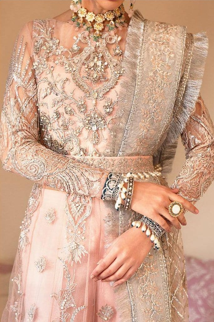 GULAAL | Wedding Festive Collection | Mahnoosh WD-01