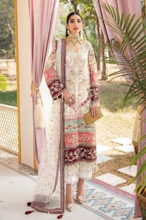 GULAAL | Wedding Festive Collection | Mehrunnisa WD-02