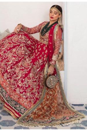 Maryam Hussain | NARGIS | Wedding Collection