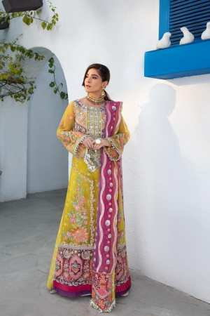 Maryam Hussain | AMTUL | Wedding Collection