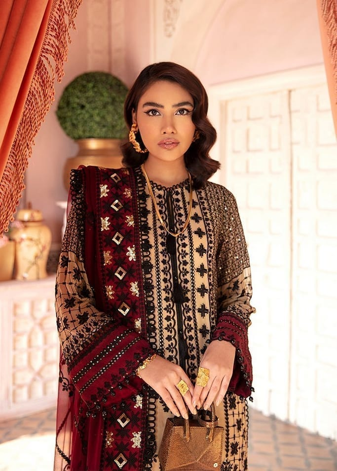 AFROZEH | FORMALS Collection NAURATAN | SEHRA