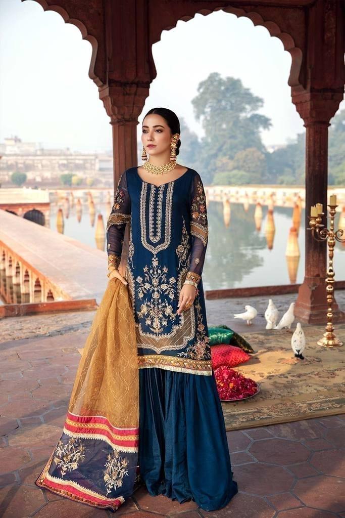 CHARIZMA | Wedding Collection | KHAS MAHAL | DJ-08