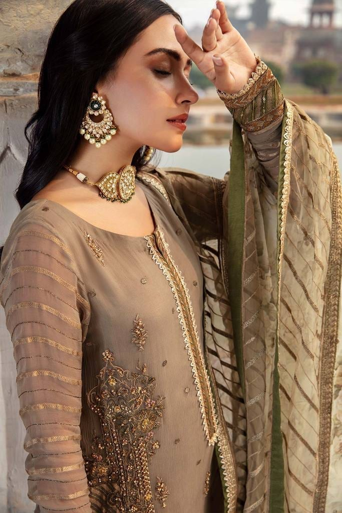 CHARIZMA | DASTAN-E-JASHAN Wedding Collection | ZEB-UN-NISA | DJ-07
