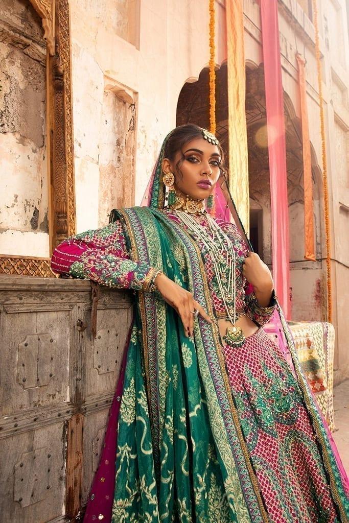 RANG RASIYA   Heritage Wedding Collection   KEEZAH 08
