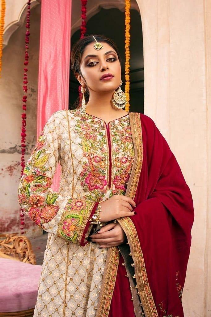 RANG RASIYA   Heritage Wedding Collection   SHIRAANJI 08