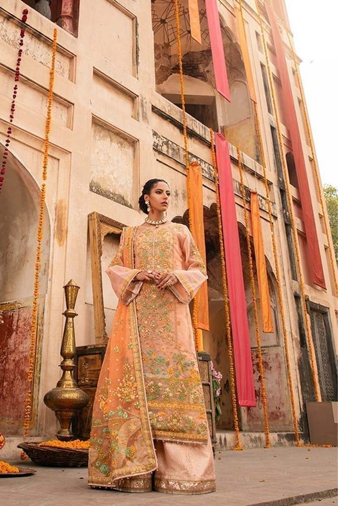 RANG RASIYA | Heritage Wedding Collection | PATEERAB 04