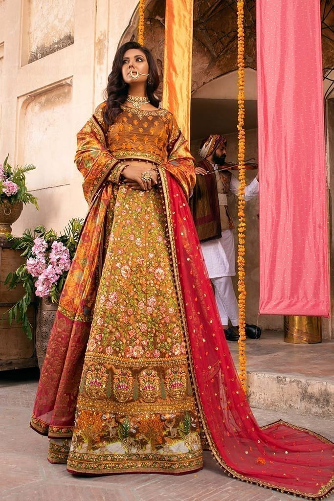 RANG RASIYA   Heritage Wedding Collection   SHAHKOSH 07