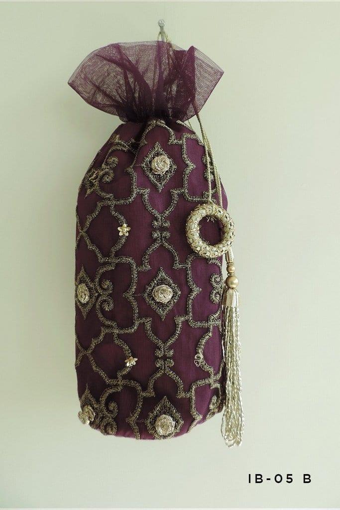 IZNIK | BANARAS CHIFFON Collection | BAGRU | IB-05