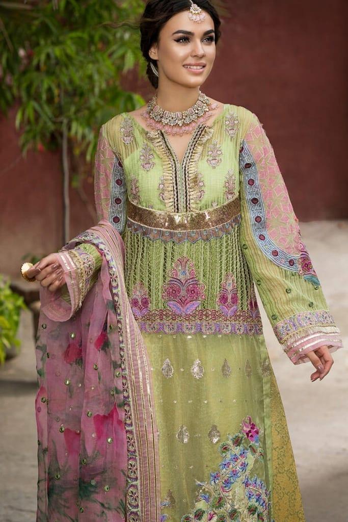 ASIFA N NABEEL | WEDDING/Formals Collection | FEROZA ZN-07