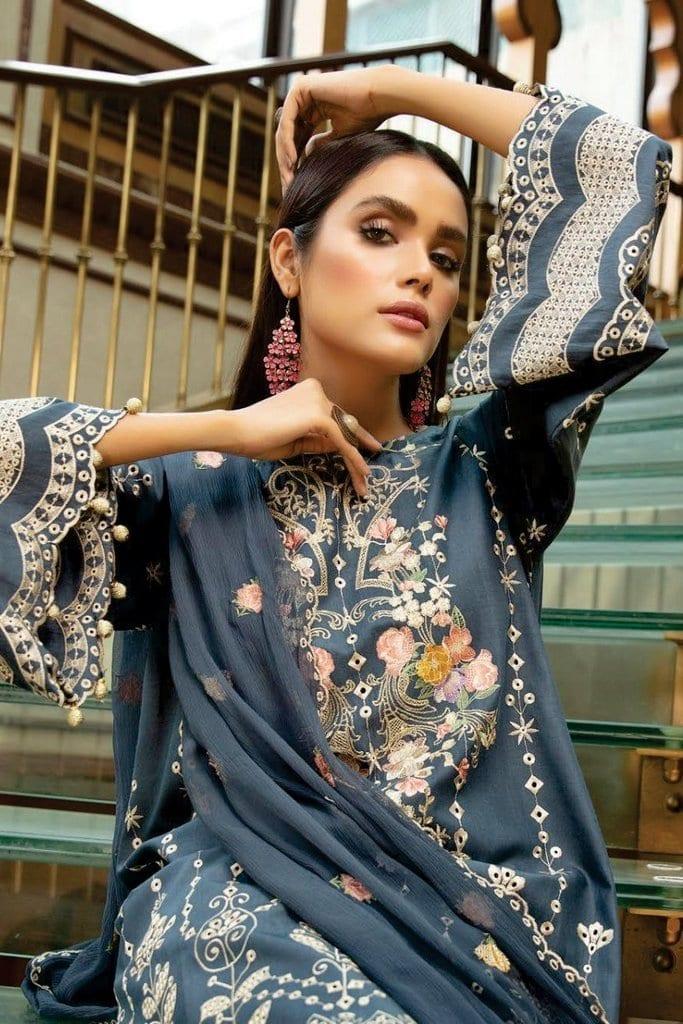 KHOOBSURAT | WINTER Collection | SHAB-E-GUL | LB-04