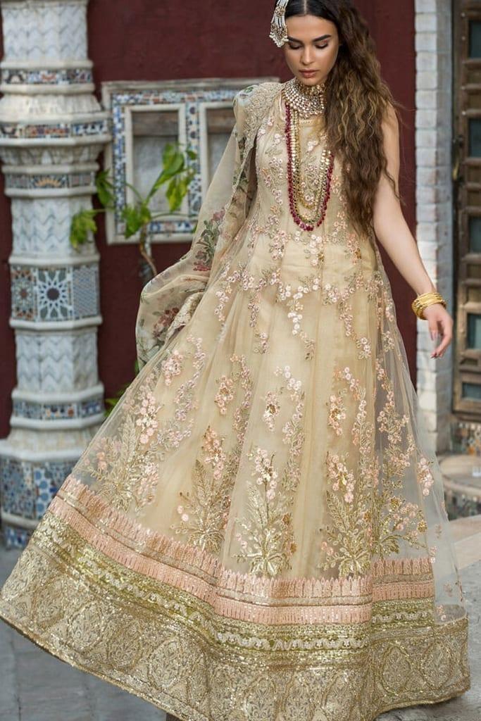 ASIFA N NABEEL | WEDDING/Formals Collection | NOORI ZN-06