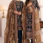 BAROQUE | Chantelle Embroidered Collection | PRECIOUS