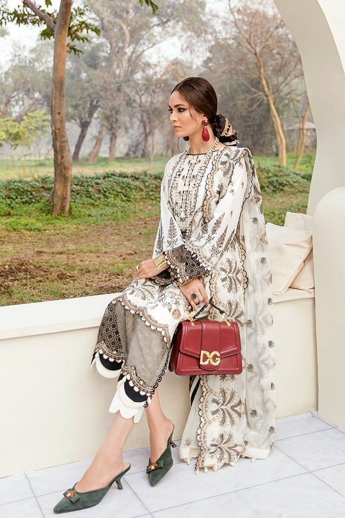 AFROZEH | LUXURY SUMMER Collection | POIGNANT LILY