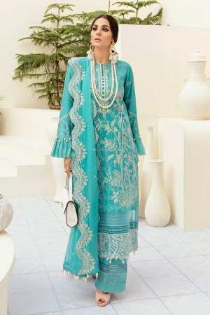 AFROZEH   LUXURY SUMMER Collection   SOOTHING SKIES