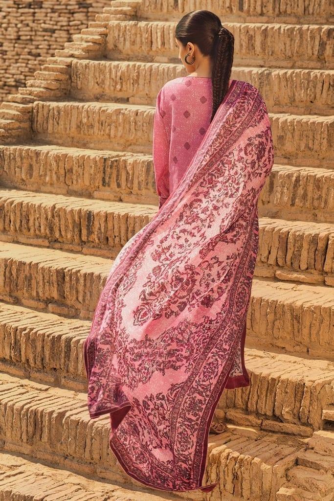 TENA DURRANI | Embroidered Lawn Suits | Arabesque