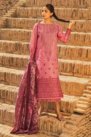 TENA DURRANI | Embroidered Lawn Suits | Arabesque