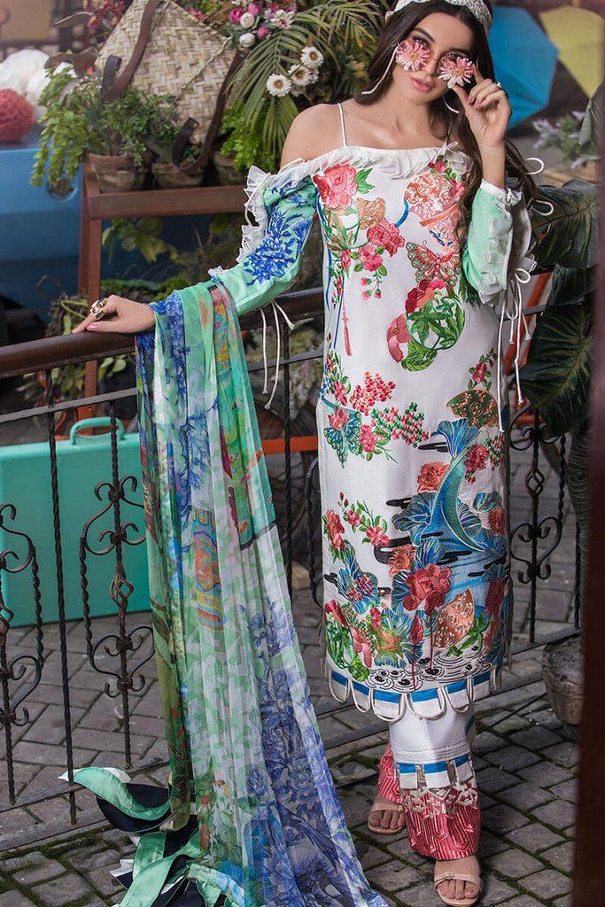 ASIFA N NABEEL | ASIFA N Nabeel lawn | Nora LA-2
