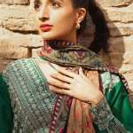TENA DURRANI   Embroidered Lawn Suits   Ming