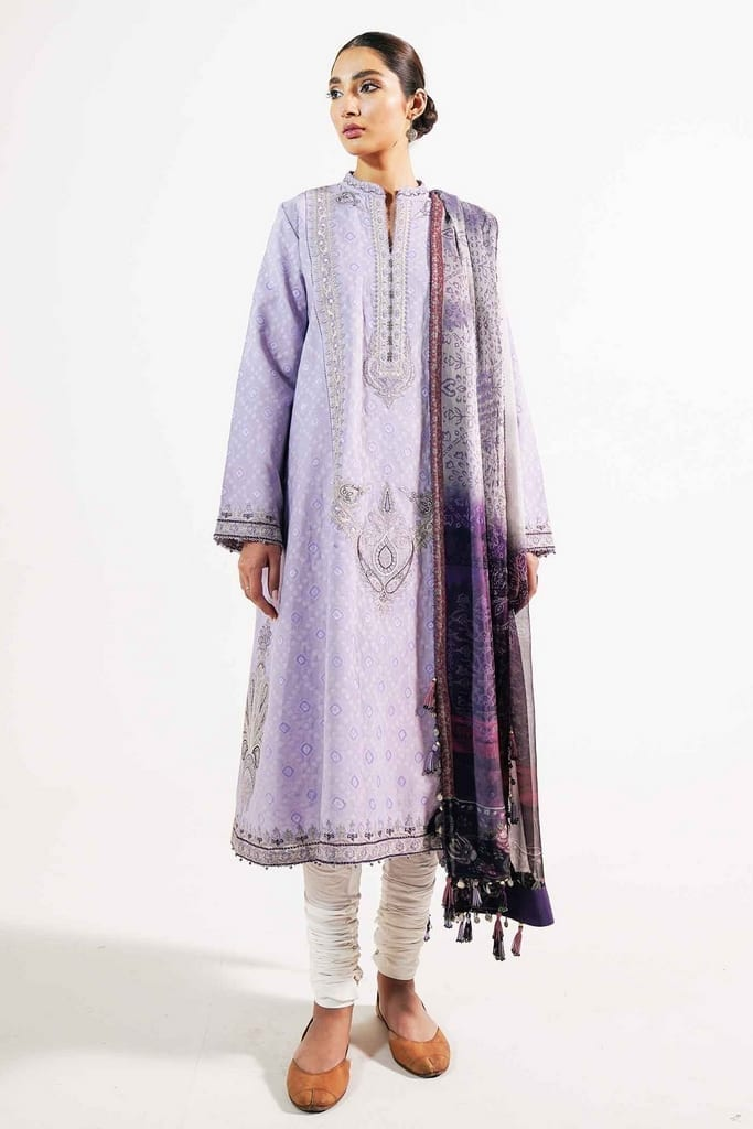 ZARA SHAHJAHAN | Embroidered Lawn Suits | SHAZIA-A