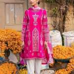 ZAHA LAWN | Embroidered Lawn Suits | ZEBA (ZL21-05 B)