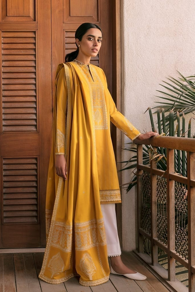 ZAHA LAWN | Embroidered Lawn Suits | ZEH (ZL21-08 B)