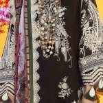 SANA SAFINAZ | MUZLIN SPRING'21 Collection | M211-015A-CL