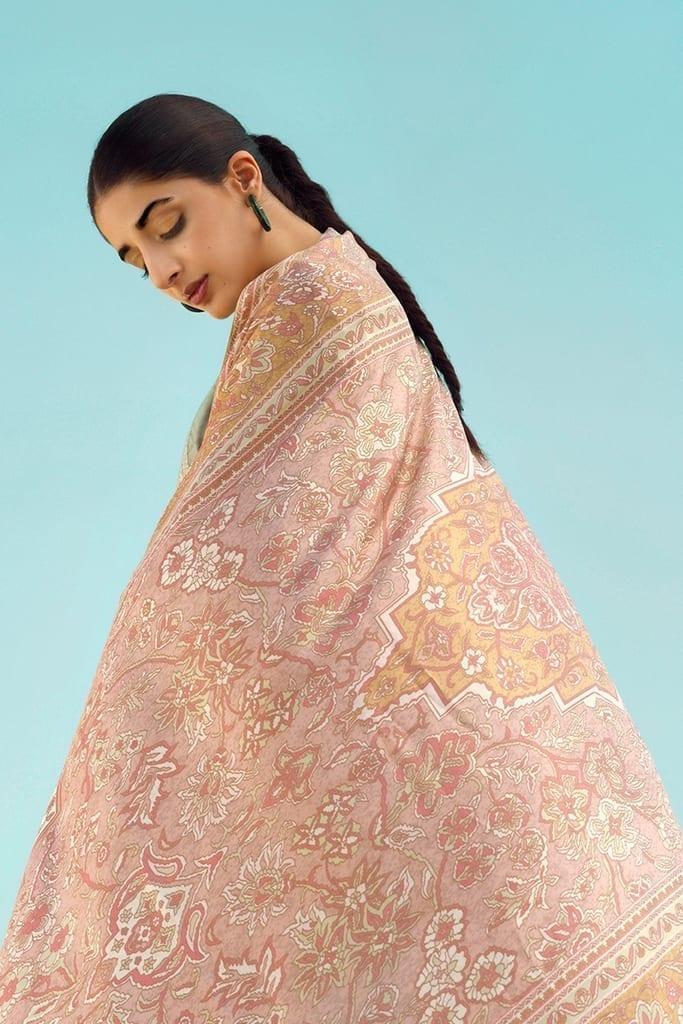 TENA DURRANI | Embroidered Lawn Suits | Rosette