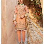 Gulaal | Luxury Premium Summer Collection 2021 | LL06 Amber