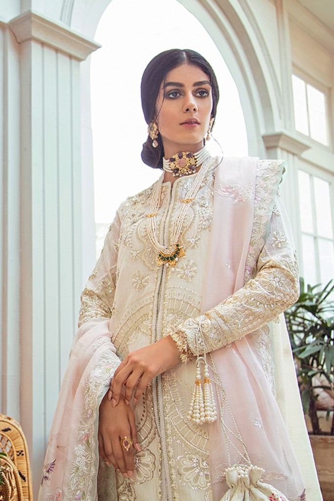 FRESSIA BY SUFFUSE | READY TO WEAR Collection | ROSE BLANC (STITCHED)