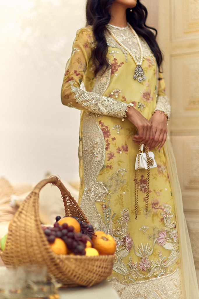 FRESSIA BY SUFFUSE | READY TO WEAR Collection | MEADOWS (STITCHED)