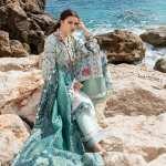 REPUBLIC WOMENWEAR | LUXURY LAWN Collection | FATIN-A